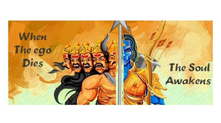 Ahamkara or Ego from The Perspective of Hinduism